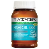 Jual Blackmores Fish Oil 1000Mg 200 Capsules Blackmores Online