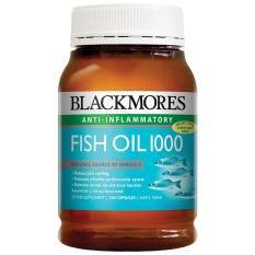 Harga Blackmores Fish Oil 1000Mg 200 Capsules Original