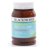 Jual Beli Blackmores Fish Oil Odourless Minyak Ikan Omega 3 Bpom Si 200 Kapsul