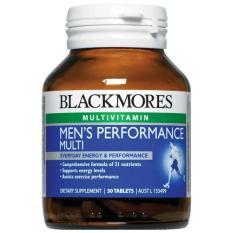 Promo Blackmores Men S Performance Multi 50 Tablets