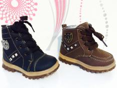 Ongkos Kirim Boots Nvt Collection Mollyca Import Shoes Sepatu Boots Anak Laki Laki 028 Coklat Di Indonesia