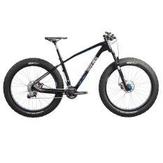 Beli Borealis Fat Bike Echo X01 Hitam Biru Pake Kartu Kredit