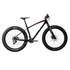 Review Borealis Fat Bike Yampa Xx1 Hitam Merah