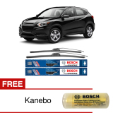 Review Bosch Sepasang Wiper Frameless New Clear Advantage Mobil Honda Hr V 26 16 2Buah Set Hitam Free Kanebo Bosch Indonesia