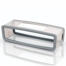 Bose Soft Cover SoundLink Mini Bluetooth Speaker - Abu-abu