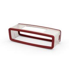 Beli Bose Soft Cover Soundlink Mini Bluetooth Speaker Deep Red Online Terpercaya