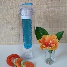 Jual Botol Minuman Plastik Bening Infused Water Infused Botlle Bpa Free Botol Tritan 3 Biru Dki Jakarta Murah
