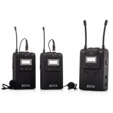 Beli Boya By Wm8 Pro Wireless Lavalier Microphone Murah Dki Jakarta