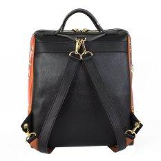 Harga Brera Logo Illust Backpack Hitam Terbaik
