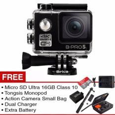 Jual Brica Action Camera B Pro 5 Alpha Edition Mark Ii Complete Pack Murah Dki Jakarta