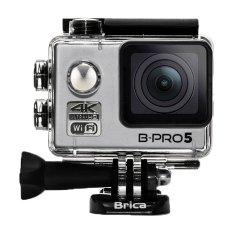 Harga Brica Action Camera B Pro 5 Alpha Edition Mark Ii Silver Branded