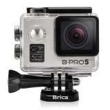 Jual Brica Action Camera B Pro 5 Alpha Edition Silver Ori