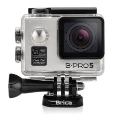 Kualitas Brica Action Camera B Pro 5 Alpha Edition Silver Brica