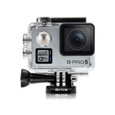Brica Action Camera B-Pro 5 Alpha Plus - Silver