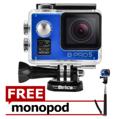Spek Brica B Pro5 Alpha Edition 12 Mp Biru Gratis Monopod Indonesia