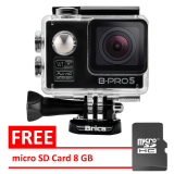 Toko Brica B Pro5 Alpha Edition 12 Mp Hitam 8 Gb Brica