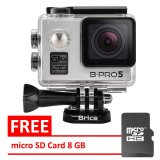 Obral Brica B Pro5 Alpha Edition 12 Mp Silver 8 Gb Murah