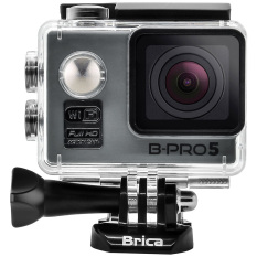 Toko Brica B Pro5 Alpha Edition Action Camera Wifi 12 Mp Charcoal Termurah Indonesia