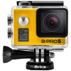 Jual Brica B Pro5 Alpha Edition Action Camera Wifi 12 Mp Kuning Di Bawah Harga