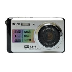 Review Brica Digital Camera Ls 6 12 Mp Silver Brica Di Indonesia