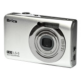 Jual Brica Ls 5 Digital Camera 15 Mp Silver Grosir