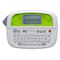 Beli Brother Printer Label Pt 90 Personal M Tape 9 12 Mm Putih Pake Kartu Kredit