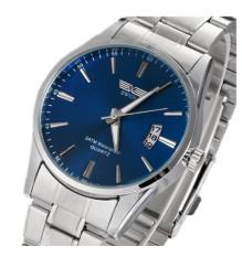 Beli Business Style Stainless Steel Band Fashion Men Wrist Watch Oem Dengan Harga Terjangkau
