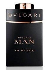 Bvlgari Man In Black Bvlgari For Men Edp 100Ml Diskon Akhir Tahun