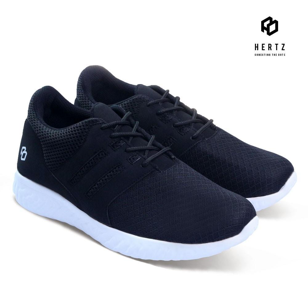 Sepatu Sneaker Pria terbaru H 2252 sepatu kets casual brand hertz original murah berkualitas