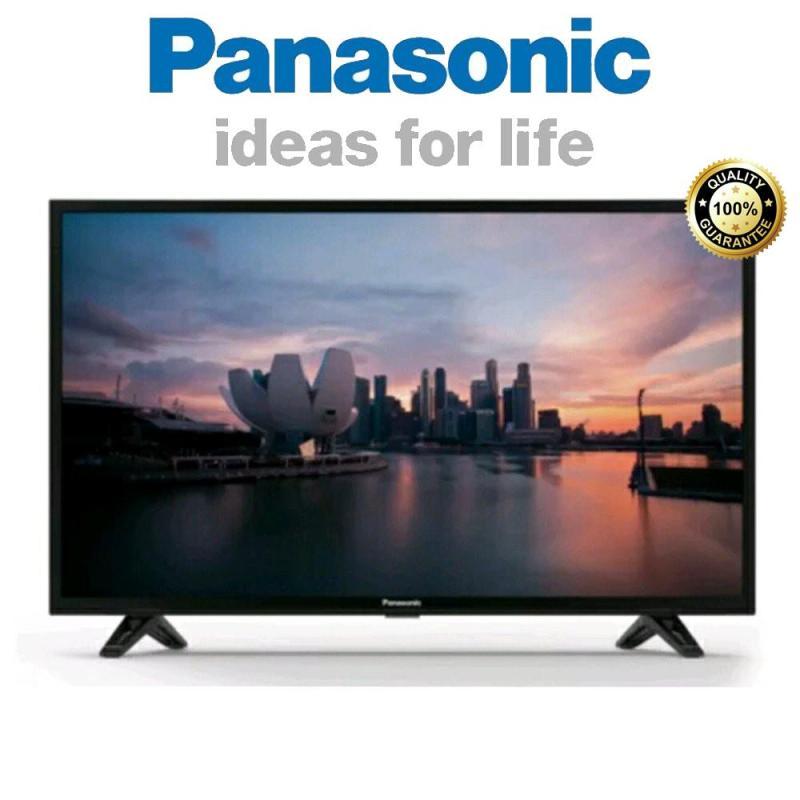 Panasonic 32 inch LED Digital Full HD TV - Hitam (model: TH-32F306) Free Packing Kayu