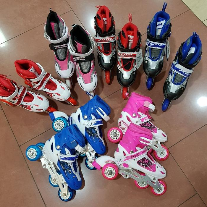 AZ STORE Inline Skate Sepatu Roda Anak Warna Lengkap  MURAH DAN BERKUALITAS a7edcaf795