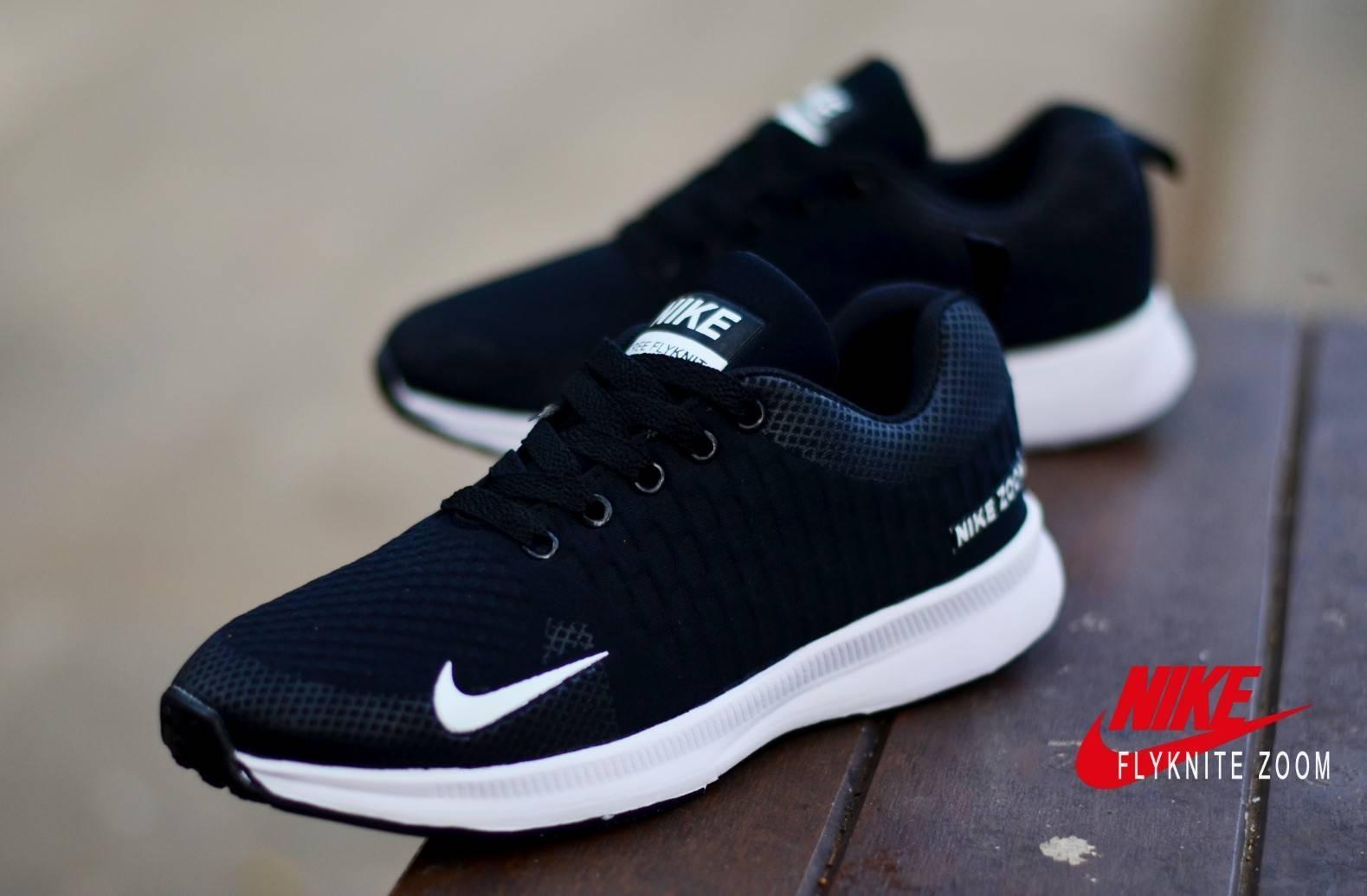 Sepatu Olahraga Pria Flyknit Zoom import Termurah (Sepatu Running  6023e2f686