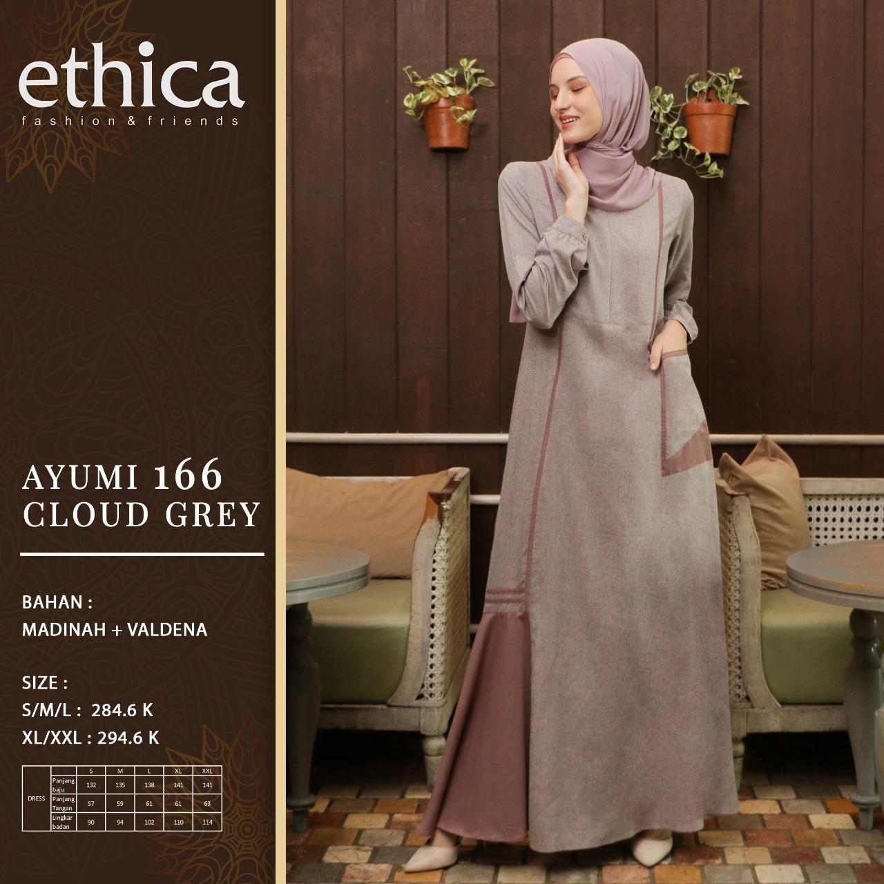 Gamis Ethica Ayumi 166 Membeli Jualan Online Baju Muslim Jumpsuit Dengan Harga Murah Lazada Indonesia