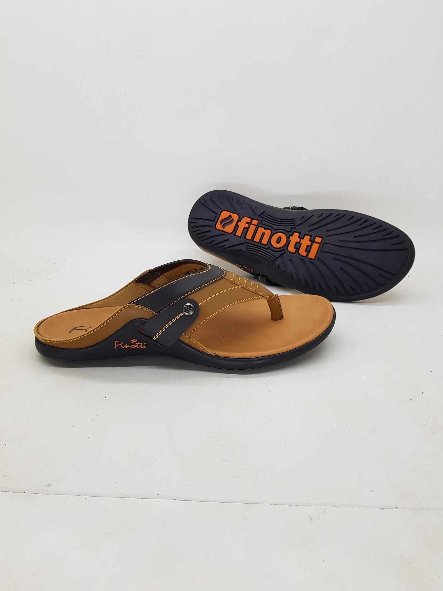 Sandal casual keren dan mewah, BPZ05 Finotti