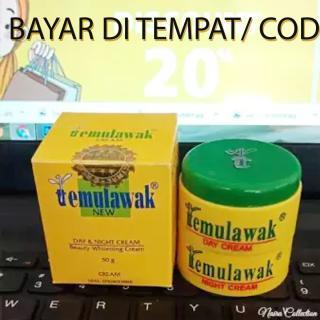 Zacksho Temulawak Cream Original ( Kemasan Lama Holo Super ) Asli Malaysia 1 Pcs thumbnail