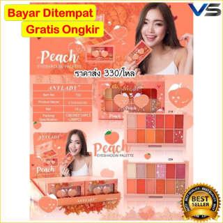 Bisa COD Per Pc Eyeshadow Palette Anylady Any Lady Peach No 782 Murah Promo Turun Harga thumbnail