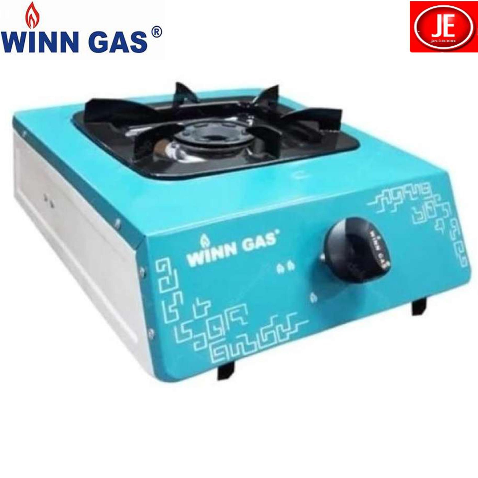 WINN GAS Kompor Gas Stainless 1 Tungku W-188 garansi resmi