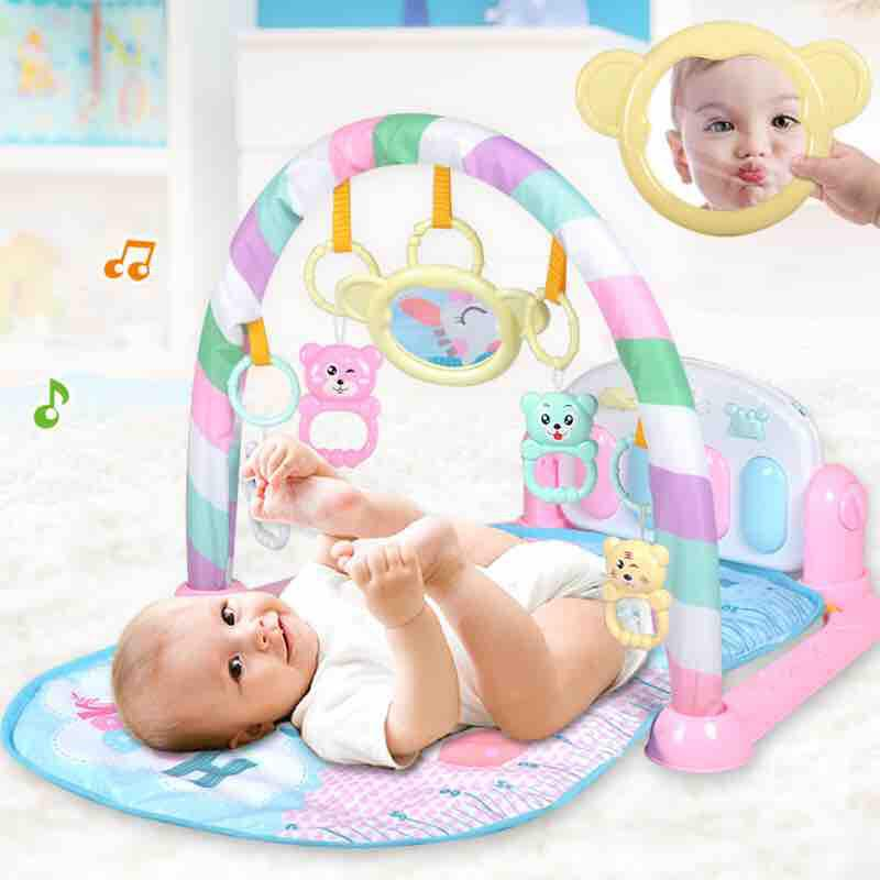 Playgym Playmat Baby Piano Alas Tidur Dan Bermain Multifungsi Multifunction By Ny_store.