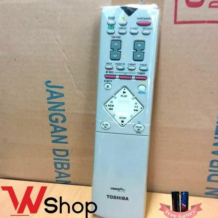 REMOT/REMOTE DVD VTR TV TOSHIBA 0RIGINAL