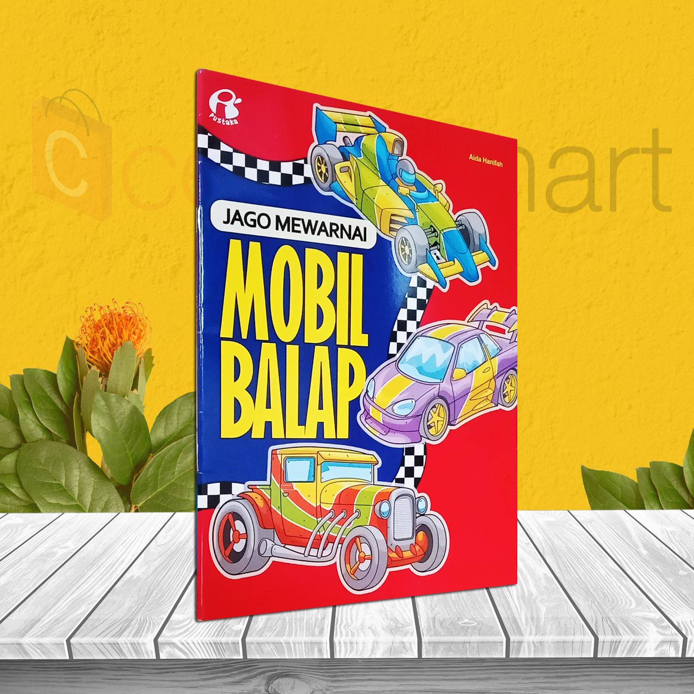 Jago Mewarnai Mobil Balap Membeli Jualan Online Buku Anak Anak Dengan Harga Murah Lazada Indonesia