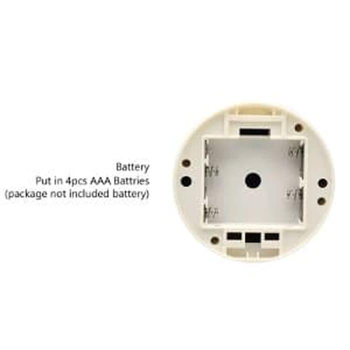 Gresik Bel Pintu Pintar Kamera Wireless Portable Tanpa Kabel Smart D