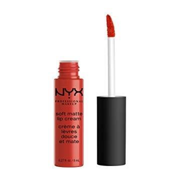 (ORIGINAL 100%) NYX Professional Makeup Soft Matte Lip Cream 8ml MOROCCO