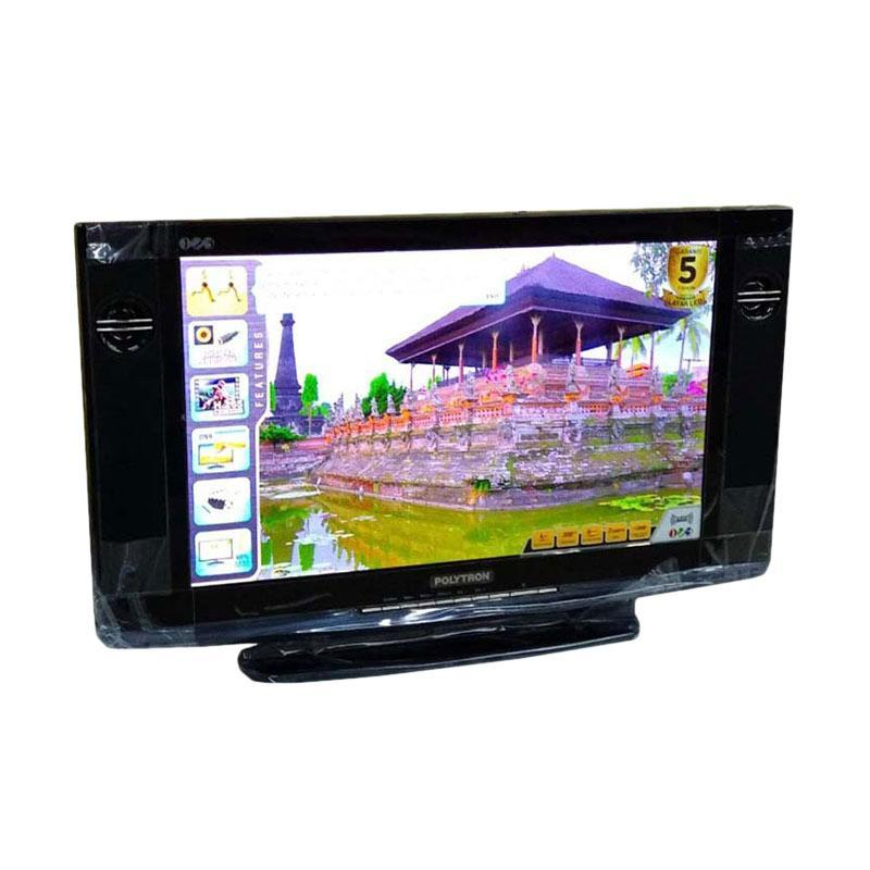 POLYTRON 24D123 LED TV TABUNG [24 Inch]