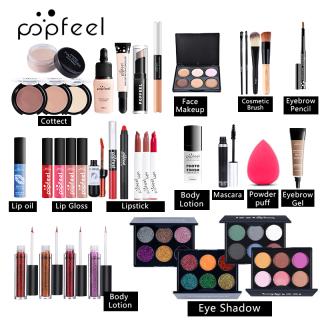 POPFEEL Make Up 35 Cái bộ Tất Cả Trong Một Khởi Động Đầy Đủ Bộ Trang Điểm Bộ Trang Điểm thumbnail