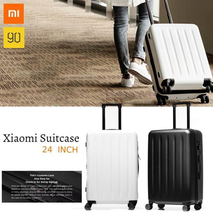 Koper Xiaomi 90 Points Luggage Suitcase 24 Inch
