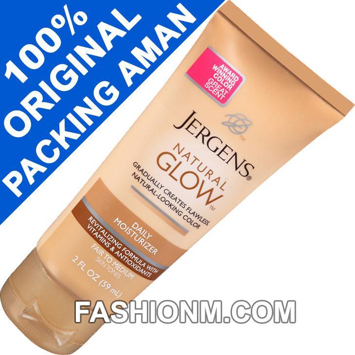 JERGENS Natural Glow Daily Moisturizer - Fair to Medium 59ml