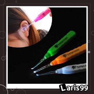LARIS99 FLE KOREK KUPING LED SENTER NYALA EARPICK FLASH LIGHT LAMPU ANAK thumbnail