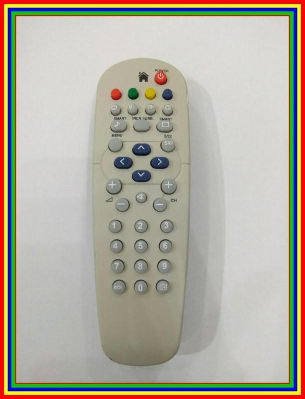 Remot Remote TV Philips Tabung Putih