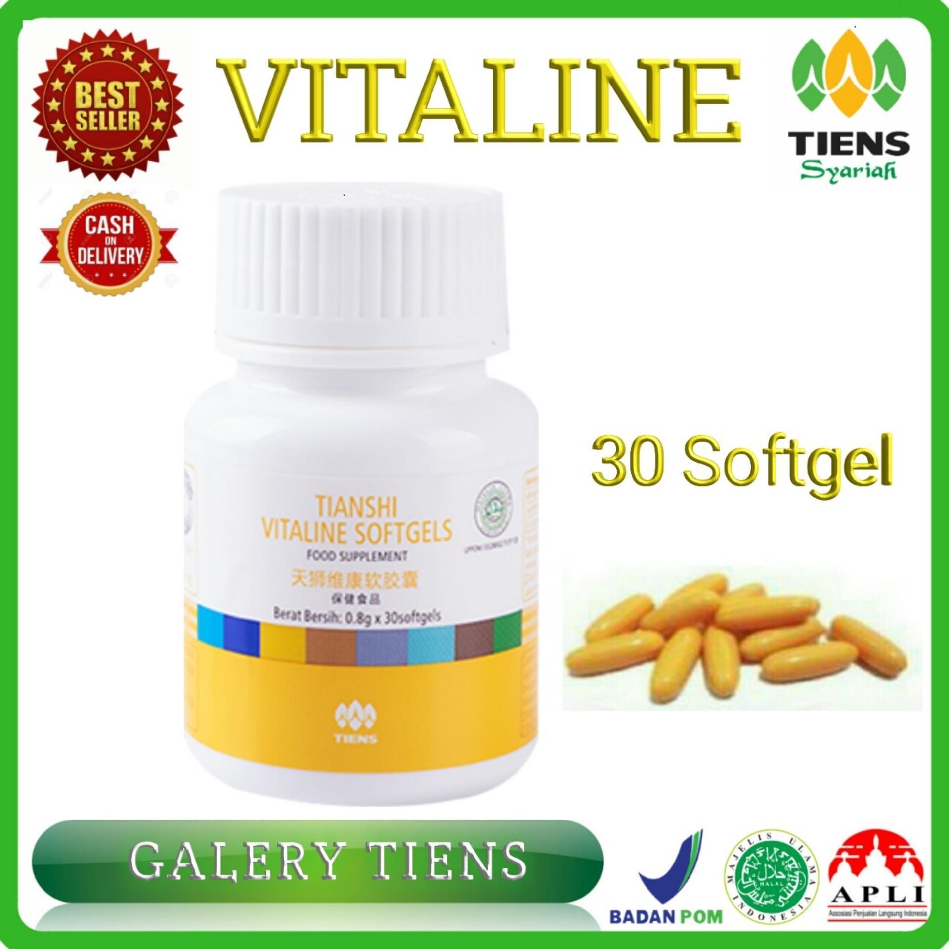 Suplemen Pemutih Badan Alami Dari Dalam Tubuh Vitaline By Galery Tiens By Galery Tiens