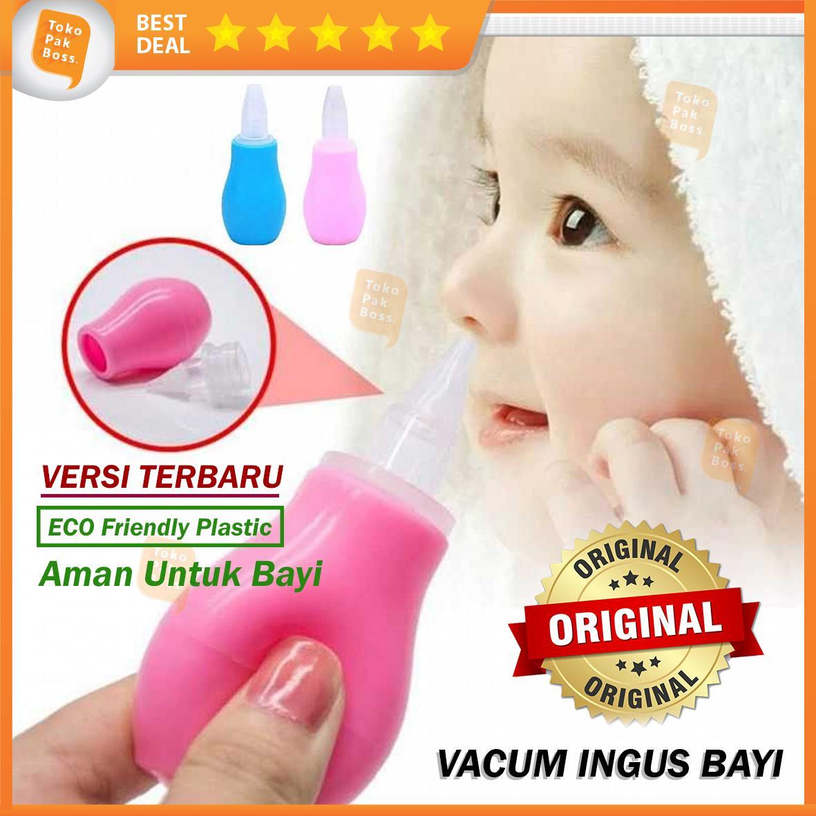 Pembersih Hidung Baby Sedotan Ingus Bayi Nasal Aspirator Nose Cleaner selang pipet penyedot ingus